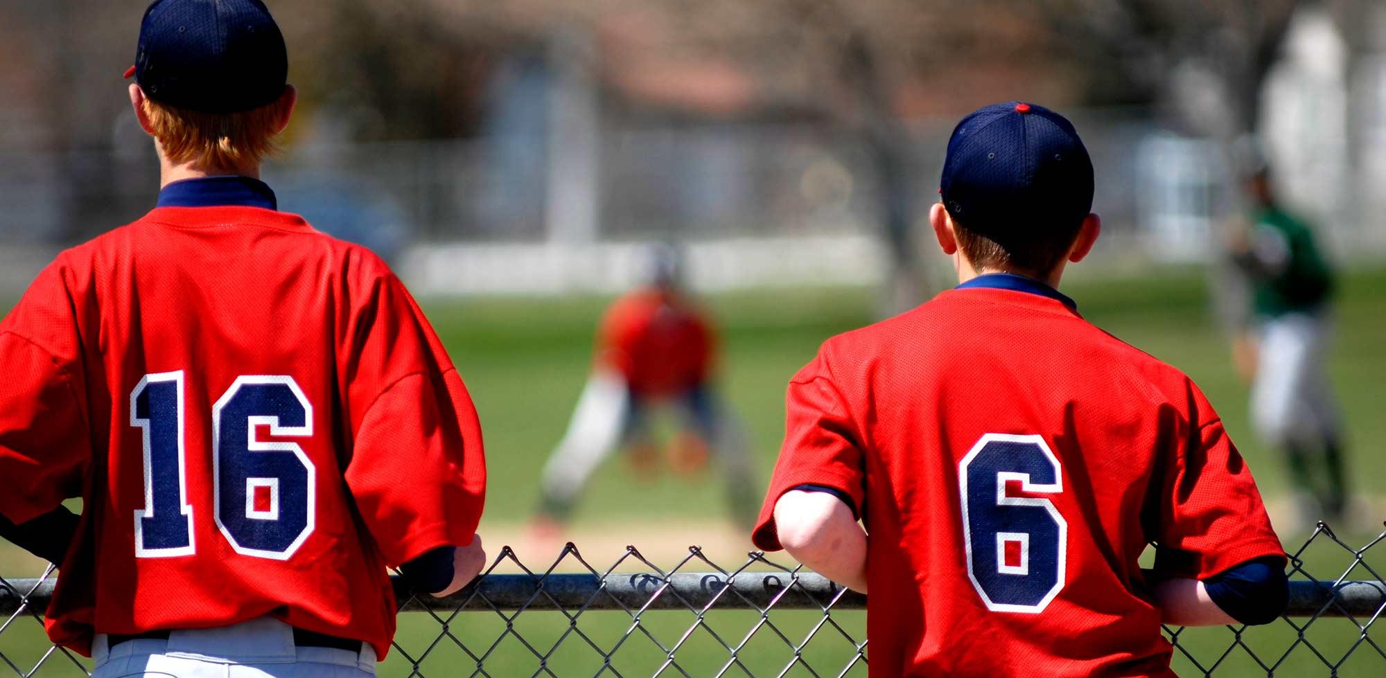 Delaware Travel Baseball Team