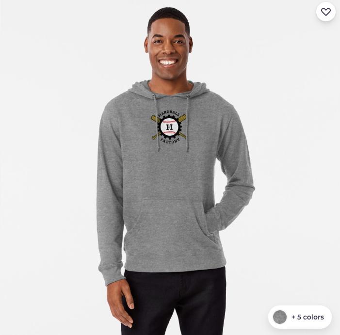 hardball factory hoodie
